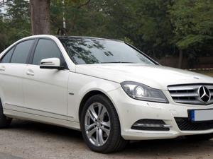 Mercedes Benz C Class C 220 CDI BlueEFFICIENCY (2012) in Udaipur