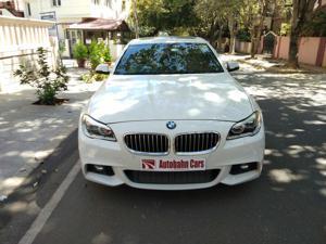 BMW 5 Series 520d Sedan Luxury (2017) in Bangalore