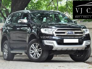 Ford Endeavour Titanium 3.2 4x4 AT (2017)