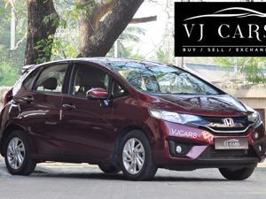 Honda Jazz VX 1.2L i-VTEC (2017)