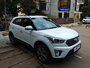Hyundai Creta 1.6 SX Plus AT Petrol (2017)