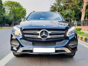 Mercedes Benz GLE 250 d (2017)
