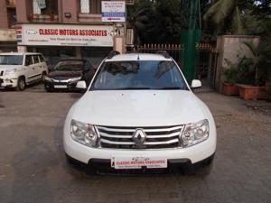 Renault Duster RxE Petrol (2013) in Mumbai
