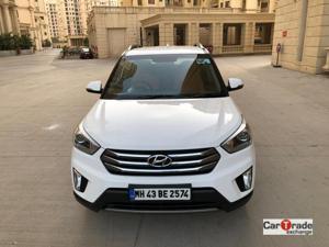 Hyundai Creta 1.6 SX Plus AT Petrol (2016) in Thane