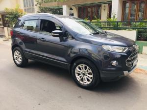 Ford EcoSport 1.5 TDCi Titanium(O) MT Diesel (2014)