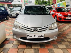 Toyota Etios Liva Xclusive Diesel (2013) in Thiruvalla
