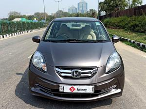 Honda Amaze S AT Petrol (2013)