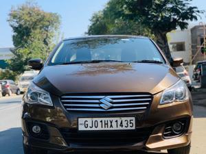 Maruti Suzuki Ciaz Zeta 1.5 Petrol (2018) in Ahmedabad