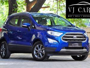 Ford EcoSport 1.5 Ti-VCT Titanium (MT) Petrol (2020)