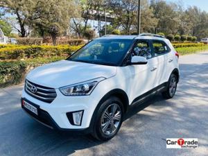 Hyundai Creta 1.6 SX Plus AT Petrol (2016)
