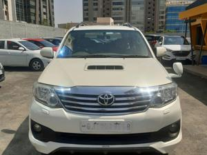 Toyota Fortuner 4x2 AT TRD Sportivo (2013)
