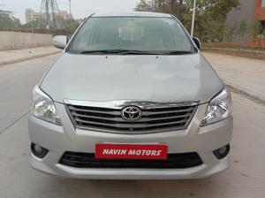 Toyota Innova 2.5 V 7 STR (2013) in Ahmedabad