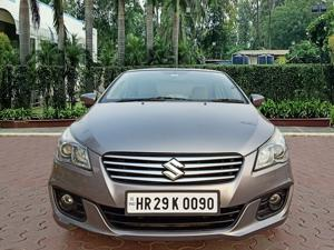 Maruti Suzuki Ciaz ZXi AT (2016) in Faridabad
