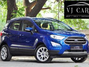 Ford EcoSport 1.0 Eco Boost Titanium (O) (MT) Petrol (2020)