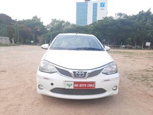Toyota Etios GD (2012) in Bangalore