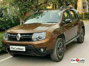 Renault Duster RXS Petrol 106PS CVT (2017) in Bangalore