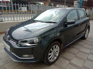 Volkswagen Polo Highline Plus 1.0 (P) 16 Alloy (2018) in Bangalore