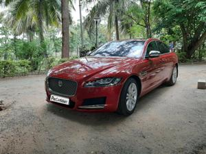 Jaguar XF Portfolio Petrol (2017) in Bangalore
