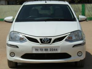 Toyota Etios Liva VX (2014)