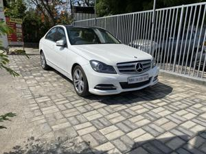 Mercedes Benz C Class C 220 CDI BlueEFFICIENCY (2013) in Pune