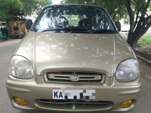 Hyundai Santro DX (1999) in Bangalore