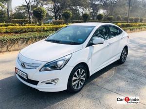 Hyundai Verna Fluidic 1.6 VTVT SX (2015) in Mumbai