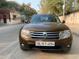 Renault Duster RxL Diesel 85PS Option Pack with Nav (2015) in New Delhi