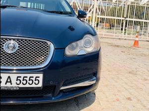Jaguar XF 5.0 V8 Portfolio (2010)