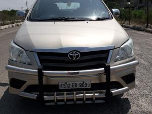 Toyota Innova 2.5 GX (Diesel) 8 STR Euro3 (2016) in Hyderabad