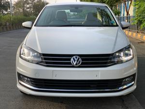 Volkswagen Vento 1.2L TSI Highline Plus AT Petrol (2017) in Pune