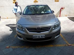 Toyota Corolla Altis 1.8G (2009) in Mumbai