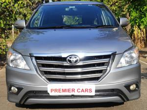 Toyota Innova 2.5 VX (Diesel) 7 STR Euro3 (2015) in Bangalore