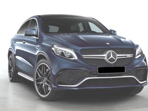 Mercedes Benz GLE Coupe 43 4MATIC (2019) in Gwalior
