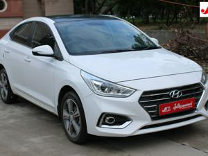 Hyundai Verna Fluidic 1.6 VTVT SX (2017) in Ahmedabad