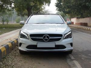 Mercedes Benz CLA Class 200 Sport (2017) in Gwalior