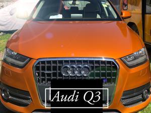 Audi Q3 2.0 TDI Quattro Premium (2013) in Srinagar