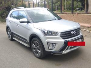 Hyundai Creta 1.6 SX Plus AT Petrol (2017) in Pune