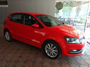Volkswagen Polo Highline Plus 1.2 Petrol (2017) in Bangalore