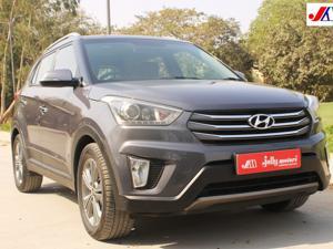 Hyundai Creta SX+ 1.6 U2 VGT CRDI AT (2017) in Ahmedabad