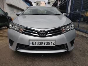 Toyota Corolla Altis D 4D G (2015) in Bangalore