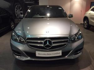 Mercedes Benz E Class E250 CDI Avantgarde (2015)