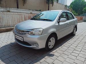Toyota Etios G (2011)