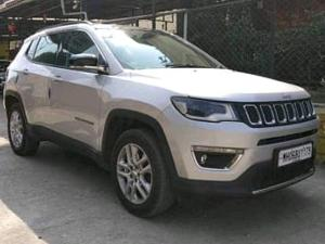Jeep Compass Limited 2.0 Diesel 4x4 (2017)