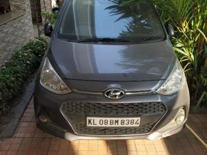 Hyundai Grand i10 4 Speed Automatic Sportz (2017) in Cochin