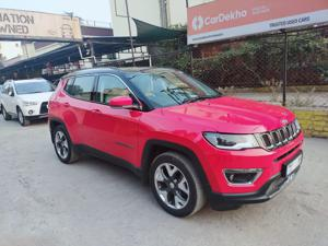 Jeep Compass Limited (O) 1.4 Petrol AT (2018)