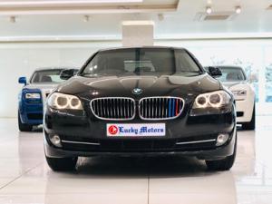 BMW 5 Series 525d Sedan (2011)