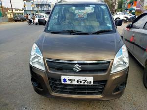 Maruti Suzuki Wagon R VXi 1.2 (2019)
