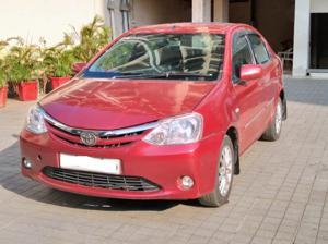 Toyota Etios V (2011)