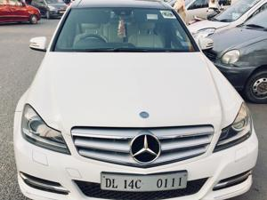 Mercedes Benz C Class 250 CDI Avantgarde (2011)