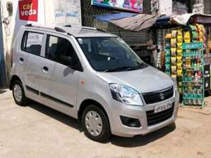 Maruti Suzuki Wagon R 1.0 LXI CNG (O) (2017) in Ghaziabad